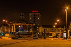 The Band Stand (NoOneLikeMe78) Tags: architecture night scotland bandstand johnstone renfrewshire nikond3300 marilynconnor