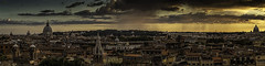 Eternal City Storm (MarkWaidson) Tags: rome