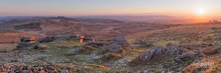 Moorland Dawn