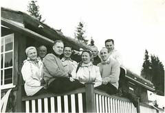 Lærere fra Åsen (ca. 1955–60)