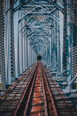 Time Tunnel (Vincen Chuang) Tags: bridge river sony taiwan railway taichung formosa  timetunnel miaoli       sanyi a7ii   houli     thebeautyoftaiwan daanriver oldmountainline fe70200mmf4goss