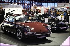 Stand Porsche