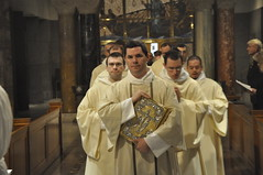 Diaconate Ordination (Province of Saint Joseph) Tags: mass bishop ordination friars deacons