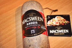 Day 76 - 16th March 2016 - Haggis for dinner! (Michael J 54) Tags: dinner haggis scotish 366 macsween 3662016
