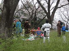 "DSC02660 (6 8""-10) Tags: starwars cosplay portal indianajones hanami tachikawa showakinen showakinenkoen"