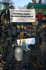 Schwerin_05 (aktionagrar) Tags: landwirtschaft aktion milch whes agrar preise schwerin abl farmsaver