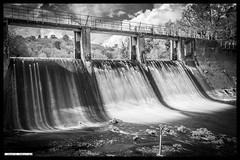 waterfall (Fisheye Creation) Tags: water river brittany eau riviere bretagne nd barrage density neutral lorient inzinzac tremelin nd500