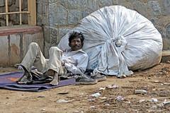 Street Portrait Series (Culture Shlock) Tags: street travel portrait people india men portraits dehli streetportraits