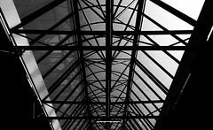 Architecture Symmetry (charlier.valentin) Tags: city urban bw building geometric architecture blackwhite brittany gare bretagne structure nb contraste symmetric framework urbanism valentin rennes ville noirblanc urbain urbanisme architectur symtrie charpente charlier gomtrique valentincharlier charliervalentin