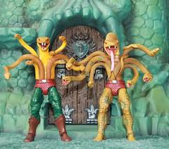 King Hiss (rodstoybox) Tags: men toys king snake classics figure masters universe mattel heman eternia hiss mattycollector