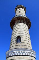 Leuchtturm Warnemnde (menzelhd) Tags: deutschland warnemnde hafen turm ostsee rostock leuchtturm kste mecklenburgvorpommern backstein