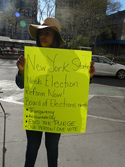 bk board of elections rally (hollow sidewalks) Tags: nyc newyorkcity brooklyn politics rally activism currentevents downtownbrooklyn politicalrally boardofelections hollowsidewalks nyprimaryproblems electionjusticeusa brooklynboardofelections