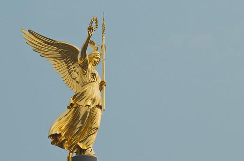 Viktoria, Siegessäule