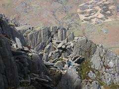 Nor' Nor' Ridge (sgl0jd) Tags: wales snowdonia scrambling tryfan ogwen