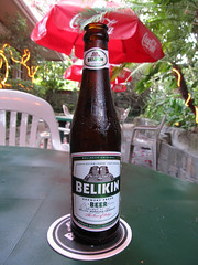 "Orange Walk: Belikin, la bonne bière du Belize <a style=""margin-left:10px; font-size:0.8em;"" href=""http://www.flickr.com/photos/127723101@N04/26011198791/"" target=""_blank"">@flickr</a>"