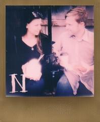 n (dannygaron) Tags: exposure double 600 alphabet filmisnotdead theimpossibleproject snapitseeit instantlab makerealphotos filmdigitalfilm