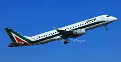 EI-RNC (Ken Meegan) Tags: londoncity alitalia embraer emb190 embraeremb190 embraeremb190100std emb190100std eirnc 19000503 2042016