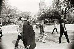 AA026 (heavyasmountains) Tags: nyc newyorkcity blackandwhite slr film 35mm photography nikon candid streetphotography noflash 24mm fm3a filmphotography streetstyle