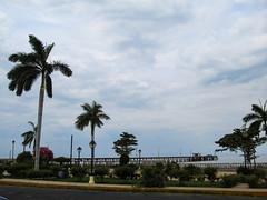 """Granada: le ponton d'où partait le ferry pour l'île de Ometepe. Mais l'eau du lac est désormais trop basse... <a style=""""margin-left:10px; font-size:0.8em;"""" href=""""http://www.flickr.com/photos/127723101@N04/26081307993/"""" target=""""_blank"""">@flickr</a>"""