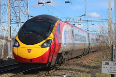 160328-164633 (Virgin Trains 390002) (Bus Buster UK) Tags: london station electric train stadium trains class virgin multiple emu alstom euston stafford unit 390 diverted virgintrains pendolino electricmultipleunit bescotstadium londoneuston bescot 390002 alstompendolino bescotstadiumstation 9g28