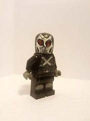 Lego Crossbones  (civil war) (juanrg9009) Tags: lego civilwar minifig marvel captainamerica crossbones