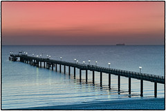 pier at the baltic sea (jochenmohr440) Tags: pier balticsea rgen ostsee binz seebrcke