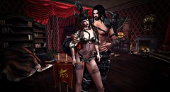 Welcome Home (   Blog-Fashion-Cration) Tags: forge pills wasabi emotions lr the whitewidow noblecreations