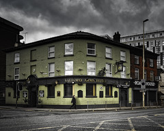 Salford Arms (JEFF CARR IMAGES) Tags: cityscapes salford northwestengland