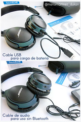 Bose Soundlink II Bluetooth cerrados opinion