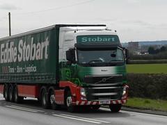 KW13UBS H4912 Eddie Stobart Volvo 'Robyn' (graham19492000) Tags: volvo robyn eddie stobart eddiestobart h4912 kw13ubs