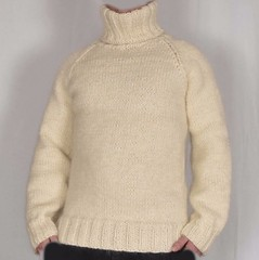 Heavy mohair wool turtleneck (Mytwist) Tags: men wool fashion modern fetish sweater soft hand fuzzy cream ivory knit style mohair jumper turtleneck heavy pullover stylish vouge turtlenecks collor tneck rollneck rollkragen webfound correctstore