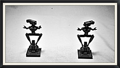 Giger Fun (vitreolum) Tags: statue lego giger vitreolum