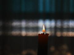 Solemn light (Sappho et amicae) Tags: light candle solemn eljkagavrilovi