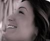La douceur de vivre (Lalykse) Tags: pink portrait people bw woman white black girl smile look rose 35mm eyes noir eyelashes skin jessica femme yeux human fille sourire blanc eyebrows peau regard nikond3200 sourcils humain cils emvaphotography