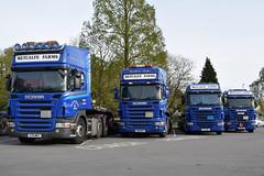Metcalfe Farms Scania Low Loaders (5asideHero) Tags: low farms met loader metcalfe s70 highline scania topline w88 v77 r90