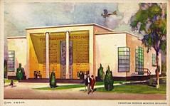 Century of Progress, World's Fair, Chicago, Christian Science Monitor Building (photolibrarian) Tags: chicago worldsfair centuryofprogress christiansciencemonitorbuilding