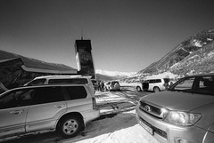 Scan-160420-0010 (Oleg Green (lost)) Tags: travel snow mountains georgia airport bessa super 400 l rodinal fomapan 4515 wideheliar svaneti mestia