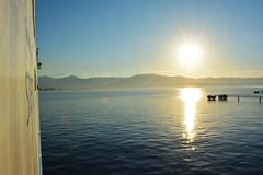 Ajaccio port (Dorian Duplex) Tags: ferry de soleil marseille bateau ajaccio lever equipage coque traverse