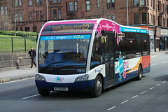 47842 FT13ODG (Wee G 1&2 Branded) (G2 - South Glasgow Hosp) (AMcC1970) Tags: g wee stagecoach