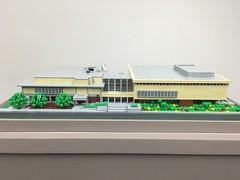 Polk Library (Luap31) Tags: lego library polklibrary universityofwisconsinoshkosh