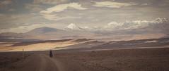 cycling through the Atacama Desert, Chile (Bartosz Lisek) Tags: chile road travel people mountain snow southamerica bike clouds canon eos cycling desert atacama 24105 amerykapołudniowa 60d