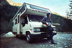 Thomas (Lorenzo Scudiero) Tags: morning travel camping friends boy music film nature youth analog sunrise 35mm freedom woods peace guitar song ngc free adventure explore mirage filmcamera camper ontheroad chill filmphotography filmisnotdead liveauthentic lorenzoscudiero