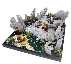 The Ring Goes South (Graham Gidman) Tags: lego