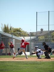 Boys Baseball (The MC SUN) Tags: photography baseball action mc tiffany pitcher delnorte luu actionshot batter mtcarmel boysbaseball tiffanyluu mcvsdn mcbaseball