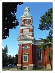 First Presbyterian Church of Ypsilanti, Michigan (sjb4photos) Tags: michigan ypsilanti washtenawcounty ypsilantifirstpresbyterian