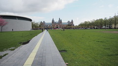 P4280733 () Tags: holland amsterdam museumplein