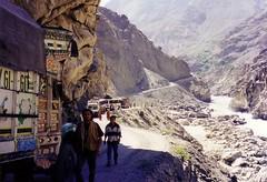 skarduroad (bartlebooth) Tags: pakistan film 35mm asia karakoram 1998 indus indusriver skarduvalley skardugorge