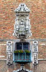 P1030159-Bruges, Belgium (CBourne007) Tags: city architecture buildings europe belgium bruges veniceofthenorth
