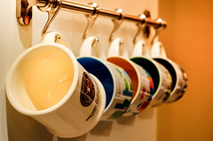 NSC Coffee Cups (jonesgregory86) Tags: coffee mugs cups starbucks pikeplace firststarbucks