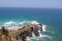 Cape Byron (Piedmont Fossil) Tags: ocean rock pacific australia capebyron